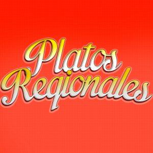 PLATOS REGIONALES